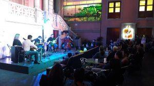 """Presentaron concierto """"Fuego Azul"""" en la Casa de Tabasco en México Carlos Pellicer"""