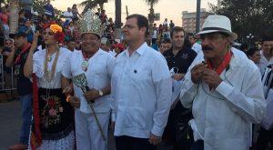 Grandioso cierre del desfile de Carnaval Veracruz 2017