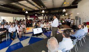 Impulso internacional a emprendedores yucatecos