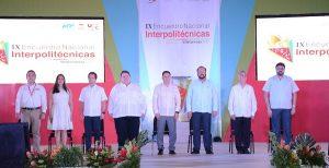 Inauguran en Tabasco Encuentro Nacional Interpolitécnicas