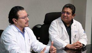 Salvan médicos del Hospital Rovirosa a paciente con ocho costillas fracturadas