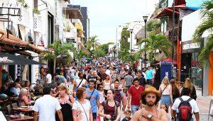 Listo Playa del Carmen y Puerto Aventuras para recibir al Turismo en inicio de Primavera