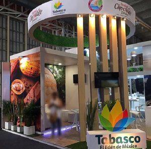 Promueven en tianguis turístico atractivos naturales de Tabasco