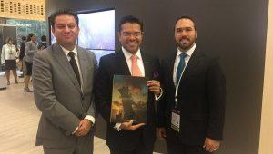 Exitosa participación de Puerto Morelos en la ANATO 2017