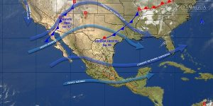 Se prevén vientos superiores a 60 km/h y torbellinos en Coahuila y Nuevo León: SMN