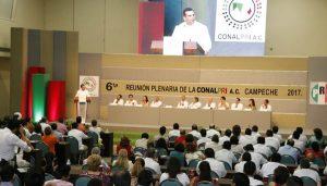 PRI debe ser implacable en las denuncias de corrupción e impunidad: Alejandro Moreno