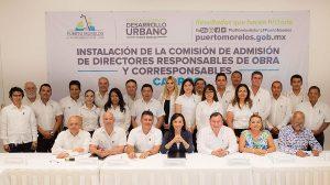 Anuncia Laura Fernández programa de registro de obras