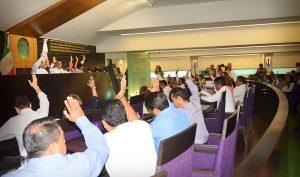 Aprueban diputados exhorto para contratar mano de obra local en Carmen