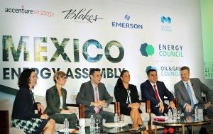 Presenta SEDECO a sector energético fortalezas de Campeche