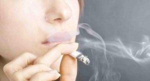 Tabaquismo, principal causa de cáncer de pulmón