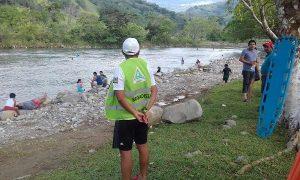 Fortalecen acciones de prevención por incremento de turistas, Semana Santa en Chiapas: PC