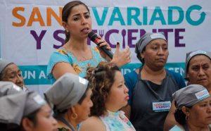 En Quintana Roo mantenemos la atención y calidad en comedores: Marybel Villegas