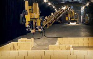 Construirá Robot casa en dos días en 2019