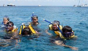 """Lanza la Fundación de Parques y Museos el programa """"Cozumeleño, conoce tus arrecifes"""""""