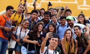 Jóvenes yucatecos aprovechan sanamente los días de asueto