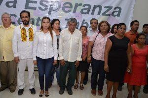 Unidad para el triunfo en Tabasco y Centla: Rosa Isela Hernández