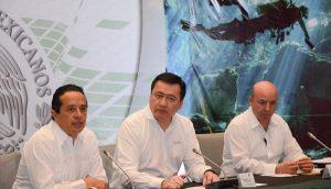 Trabajo coordinado para restablecer la tranquilidad en Quintana Roo: Carlos Joaquín