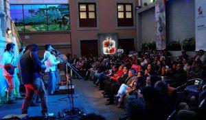 Los Pachamama Celebran 30 Aniversario en la Casa de Tabasco en México Carlos Pellicer