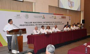 Trabajamos por un país de mayor inclusión y de oportunidades: Alejandro Moreno Cárdenas