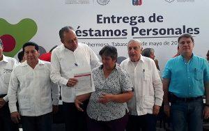 Valora Arturo Núñez respaldo del Presidente Peña Nieto a Tabasco