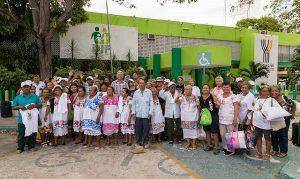 Arriba Campamento DIF de adultos mayores a Yucatán