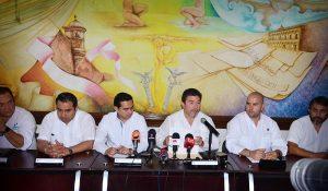 Listo Ayuntamiento de Campeche para hacer frente a Temporada de Ciclones tropicales