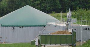 Biogás, energía natural