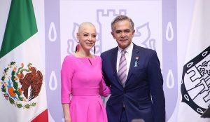 """Lanza Gobierno CDMX campaña contra el cáncer de ovario, """"Si Yo Puedo, Tú Puedes"""""""