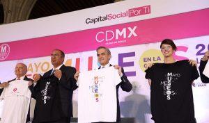 Presentan fiesta cultural «Mayo, mes de los museos» CDMX
