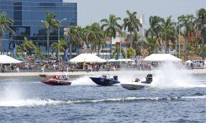 Confirmados 64 pilotos en GP de Motonáutica en Campeche