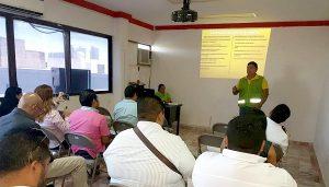 Instala Protección Civil de Benito Juárez subcomités de difusión y refugios temporales