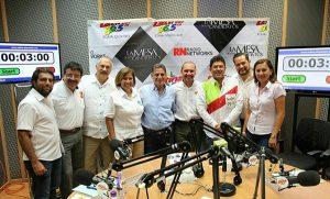 Mi trabajo será beneficiar a Veracruz: Fidel Kuri