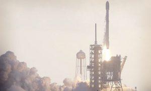 Lanza SpaceX al espacio carga secreta de Estados Unidos