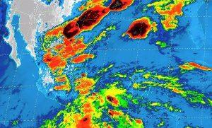 Se prevén tormentas intensas en Puebla, Veracruz, Guerrero, Oaxaca y Chiapas