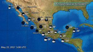 Tormentas intensas, granizadas y vientos mayores a 60 km/h se pronostican en Coahuila
