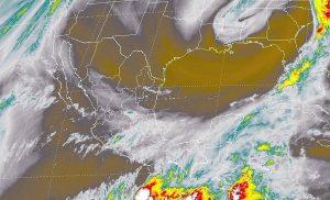 Tormentas intensas se prevén en regiones de Veracruz, Tabasco, Oaxaca y Chiapas