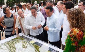 Quintana Roo crece con orden y criterios de sustentabilidad: Carlos Joaquín