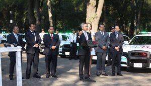 Cumple Gobierno de CDMX con compromisos en materia ambiental; entrega patrullas ecológicas