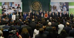 Con un sector laboral en franco avance celebramos el Día del Trabajo: Enrique Peña Nieto