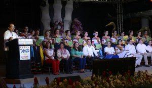 Clausuran Feria Tabasco 2017