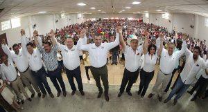 Reconoce Ochoa agravios de priistas en Veracruz, que traicionaron a la sociedad y al partido