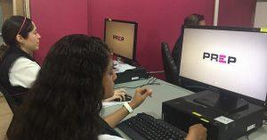 Realiza INE segundo simulacro del Programa de Resultados Electorales Preliminares