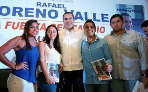 """""""La Fuerza del cambio"""", demuestra que se puede transformar la vida de la gente: Moreno Valle"""