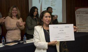 Profesora de la UJAT recibe premio a la mejor tesis doctoral