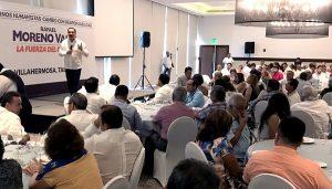 El PAN abierto a las alianzas con el PRD: Rafael Moreno Valle