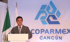 Remberto Estrada refrenda trabajo coordinado con sector empresarial de Quintana Roo
