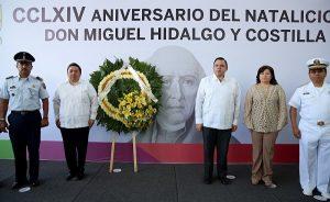 Firme compromiso, por el bienestar de Yucatán y México