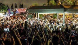 Shakira da show sorpresa en Miami