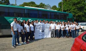 Alumnos del ITSLV asisten al Congreso Mexicano Petrolero 2017