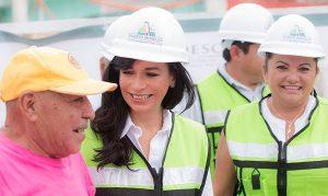 Brinda gobierno de Puerto Morelos respuesta inmediata a la ciudadanía luego de intensa lluvia